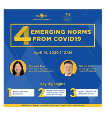 4 Emerging Norms From Covid19