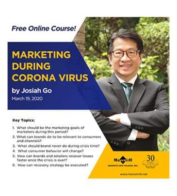 Marketing During Corona Virus