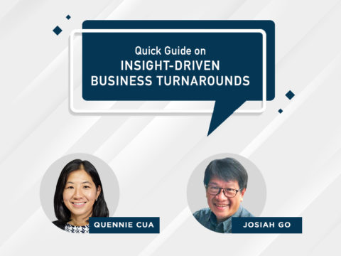 Insight Driven Business Turnarounds