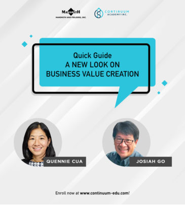 A New Look on Business Value Creation