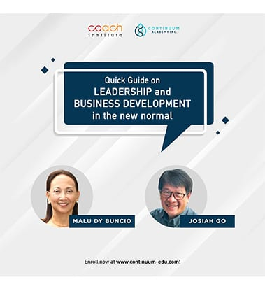 Leadership and Business Development