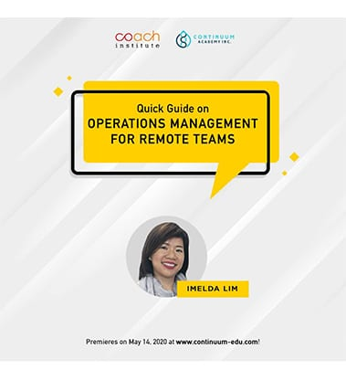 Operations Management for Remote Teams