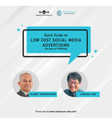 Low Cost Social Media Advertising